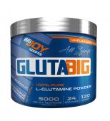Glutabig %100 Glutamine Powder Aromasız